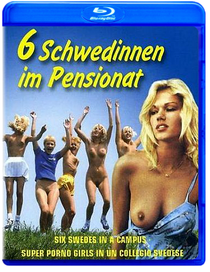 Шесть шведок в пансионате / Six Swedish Girls in a Boarding School / Sechs Schwedinnen im Pensionat (1979) BDRip 1080р