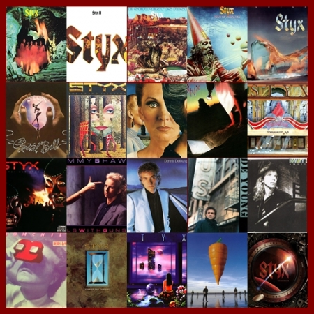 Styx - Best of the Best [Remastered] (1972-2017) MP3