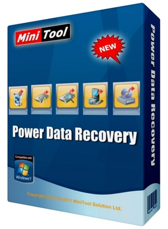 MiniTool Power Data Recovery 8.8 Technician (2020) PC