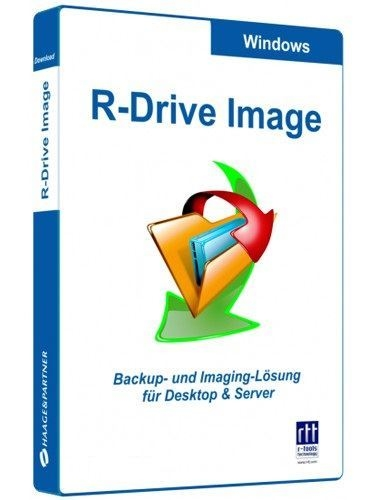R-Drive Image Technician 6.3 Build 6303 (2020) PC