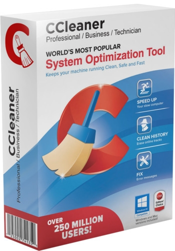 CCleaner Free / Professional / Business / Technician Edition 5.67.7763 (2020) PC