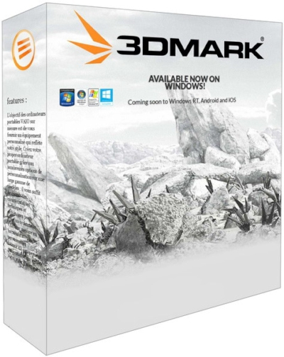 Futuremark 3DMark 2.12.6949 Developer Edition (2020) PC