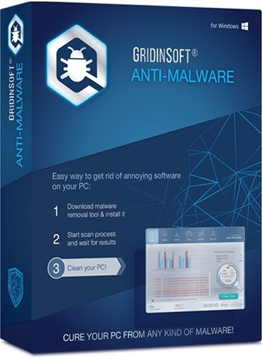 GridinSoft Anti-Malware 4.1.49.4969 (2020) PC
