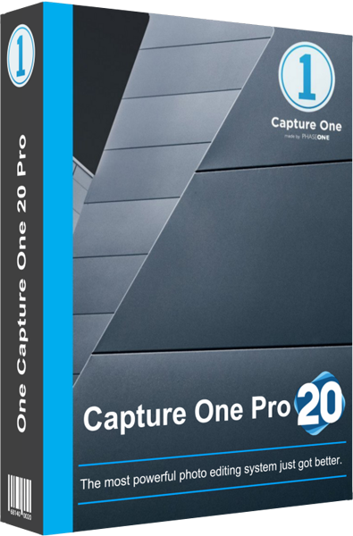 Phase One Capture One Pro 20 13.1.1.31 [x64] (2020) PC