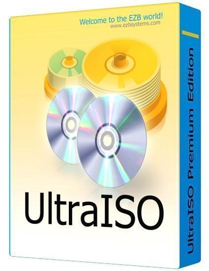 UltraISO Premium Edition 9.7.3.3629 [DC 03.07.2020] (2020) PC