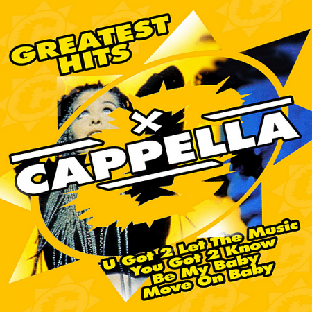 Cappella - Greatest Hits (2020) MP3