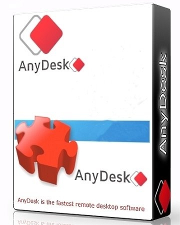 AnyDesk 6.0.7 (2020) PC | + Portable