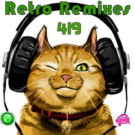 Сборник - Retro Remix Quality Vol.419 (2020) MP3