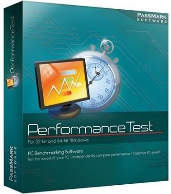 PassMark PerformanceTest 10.0 Build 1008 (2020) PC