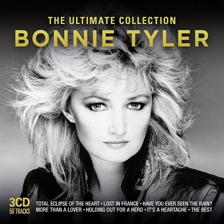 Bonnie Tyler - The Ultimate Collection [3CD] (2020) MP3