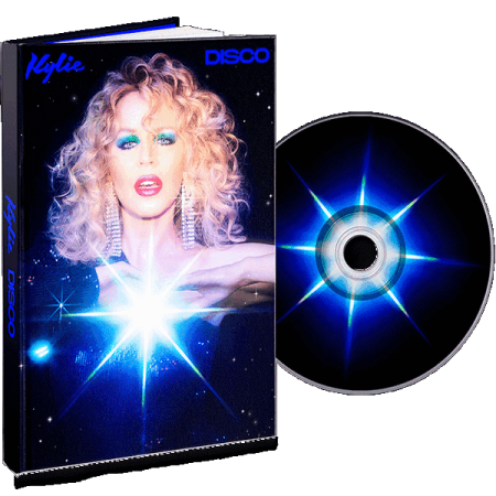 Kylie Minogue - Disco [Deluxe] (2020) MP3