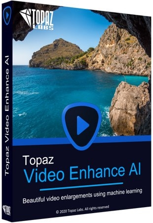 Topaz Video Enhance AI 1.7.0 (2020) PC