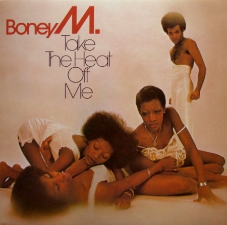 Boney M. - Take The Heat Off Me [Vinyl-Rip, Reissue, Remastered] (1976/2017) FLAC