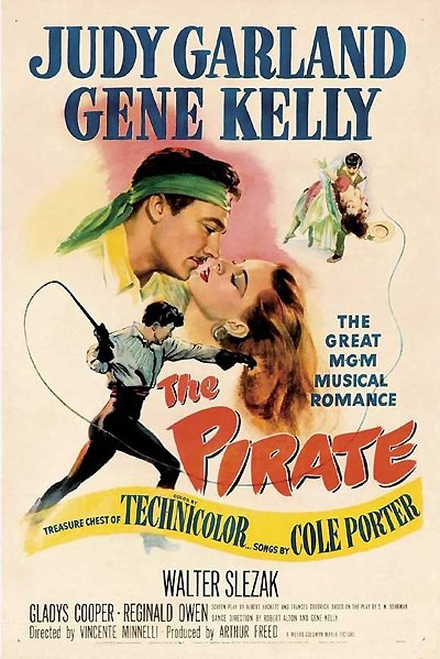 Пират / The Pirate (1948) DVDRip