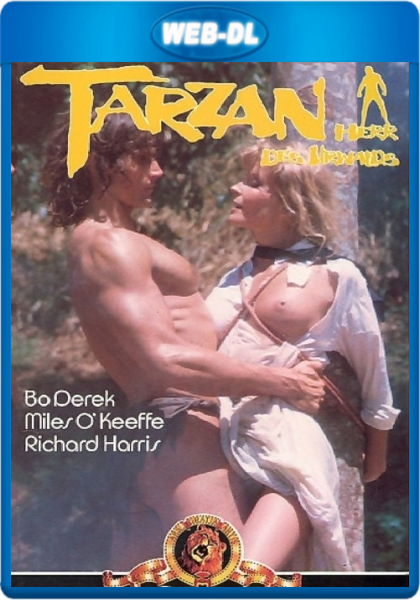Тарзан, человек-обезьяна / Tarzan, the Ape Man (1981) WEB-DL 1080p от KORSAR